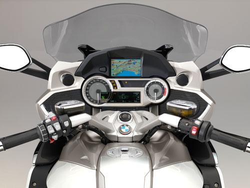 BMW K  1600 GTL Exclusive (instrumentacion)