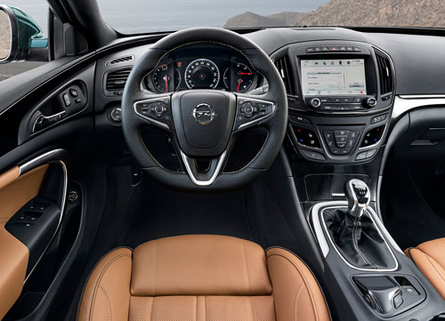 Opel Insignia (inteior)