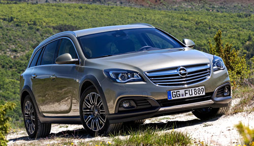 Opel Insignia (Country Tourer)