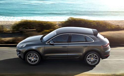Porsche Macan (lateral)