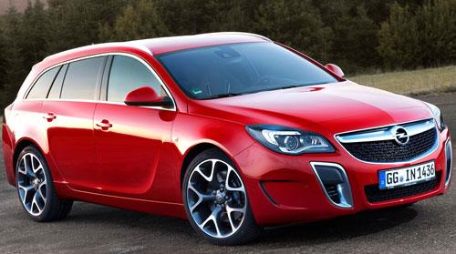 Opel Insignia (OPC)