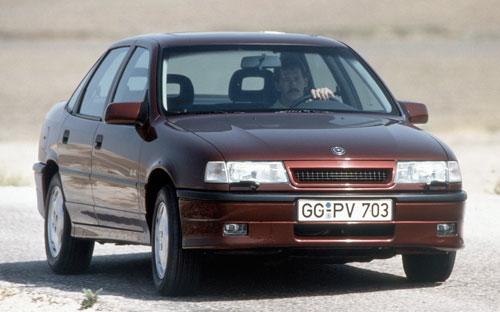 Opel Vectra 4p 4x4