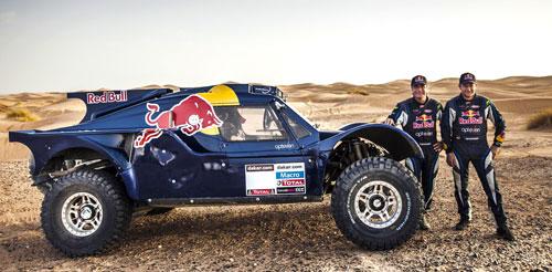 Carlos Sainz - Dakar (2)