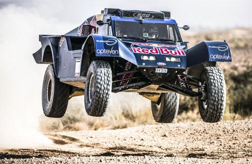 Carlos Sainz - Dakar (1)