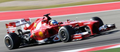 Alonsop F1
