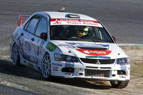 Ganador Rally Comunidad de Madrid