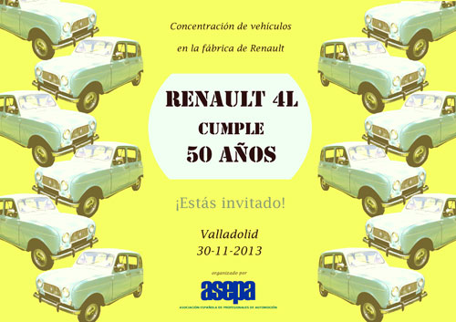 50 aniversario Renault