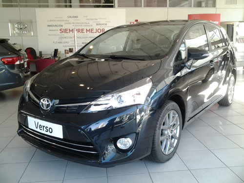 Toyota Verso - Jugorsa