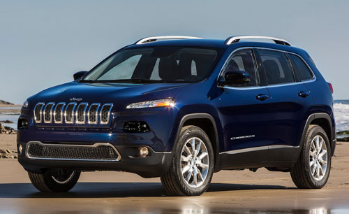 Jeep Cherokee (frontal)