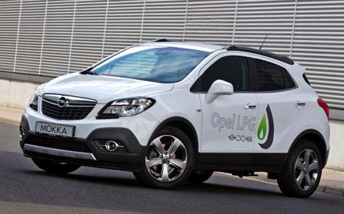 Opel Mokka GLP (frontal)