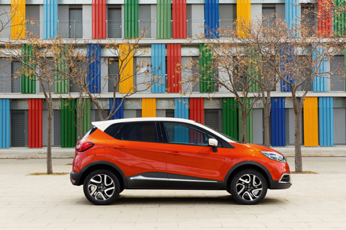 Renault Captur (lateral)
