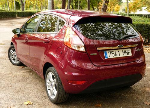 Ford Fiesta (trasera)