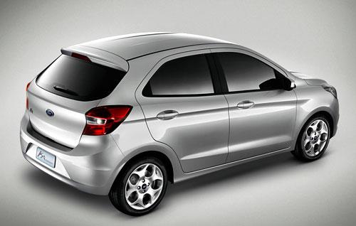 Ford Ka Concept (trasera)