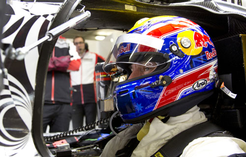 Porsche Mark Webber (2)