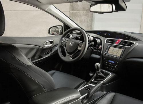 Honda Civic (interior)