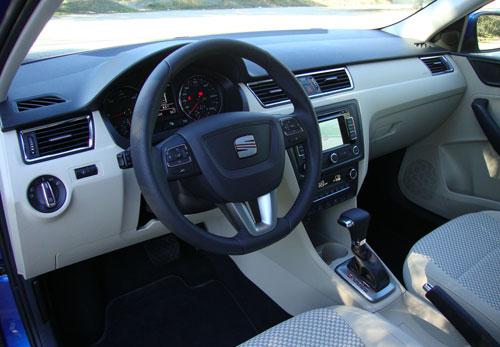 Seat Toledo (interior)
