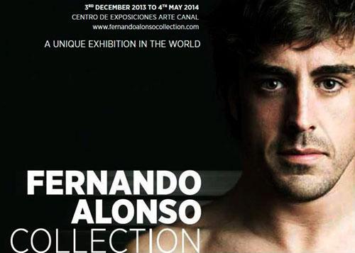 Exposición Fernando Alonso