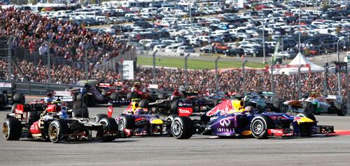 Cambios F1 2014