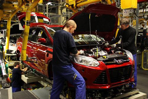 Ford Focus 1 millón