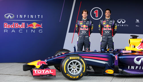 Sebastian Vettel - Fórmula 1