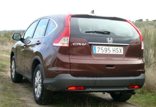 Honda CR-V (trasera)