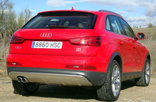 Audi Q3 (trasera)