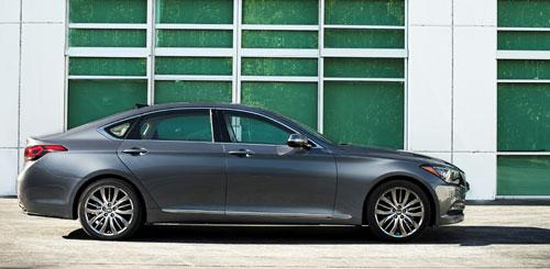 Hyundai Genesis (lateral)