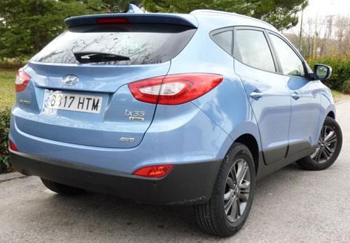 Hyundai ix35 (trasera)