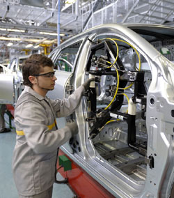 Renault Mégane (fabrica)