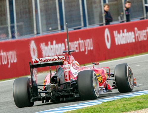 Raikkonen - Fórmula 1