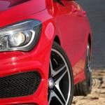 Mercedes-Benz CLA 220 CDI 7G-DCT Pack AMG (faro y llanta)