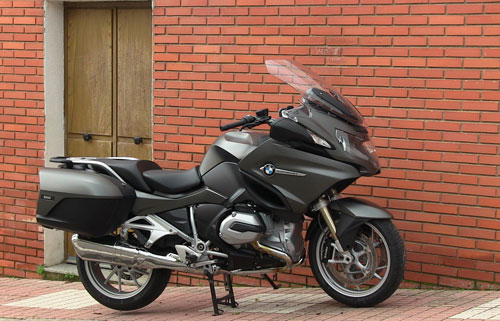 BMW R 1200 RT (estática)