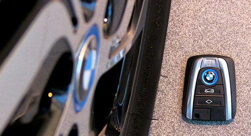 BMW i3 (llave)