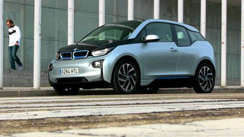 BMW i3 (frontal)