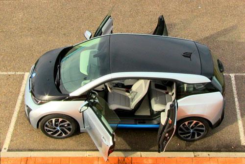 BMW i3 (puertas)