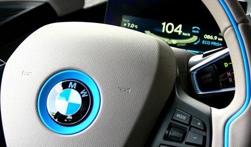 BMW i3 (volante)