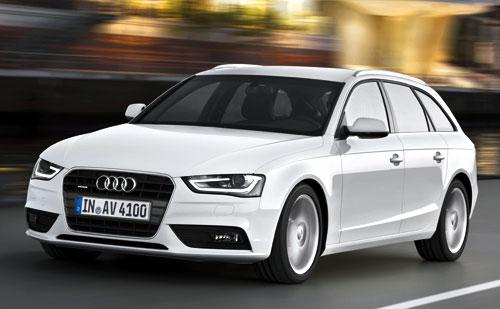 Audi A4 S Line Edition