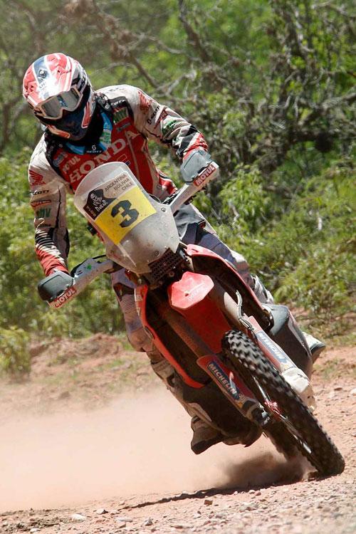 Joan Barreda - Dakar