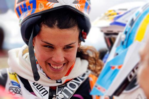 Laia Sanz - Dakar