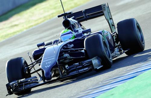 Massa - Fórmula 1 - Test 31-test3-enero-2014
