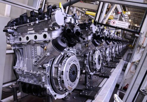 Motor EP Peugeot