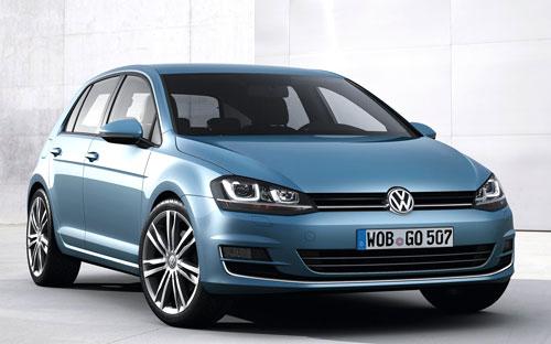 VW Golf - El coche más vendido en Europa