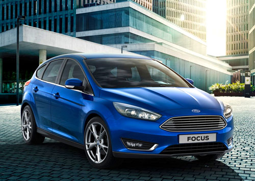 Ford Focus (frontal)