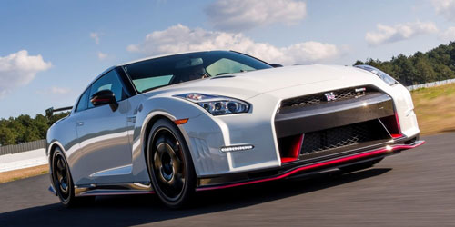 Nissan GT-R Nismo (frontal)