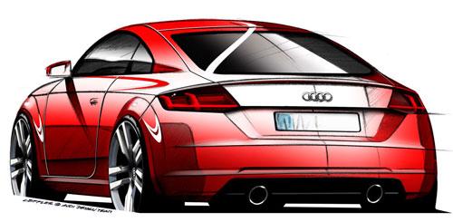 Audi TT (trasera)
