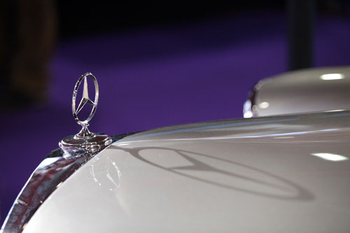 Mercedes-Benz. Modelo de la década de los 60