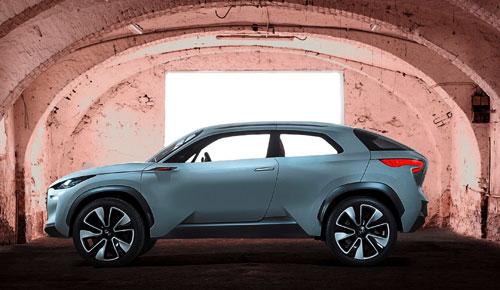 Hyundai Concept Intrado (lateral)
