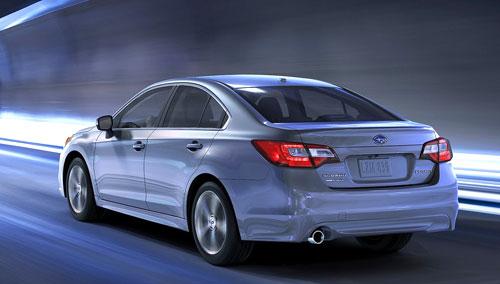 Subaru Legacy (trasera)