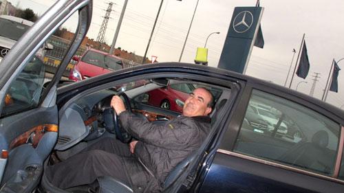 Taxi - Mercedes-Benz Citycar Sur (2)