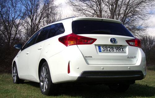 Toyota Auris TS (trasera)